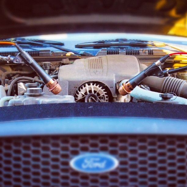 engine rev sound thing (Taken with Instagram)