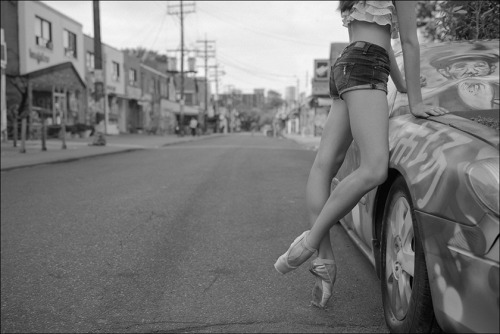 Alys - Kensington Market Help support the Ballerina Project and subscribe to our new website  Follow the Ballerina Project on Facebook & Instagram For information on purchasing Ballerina Project limited edition prints.