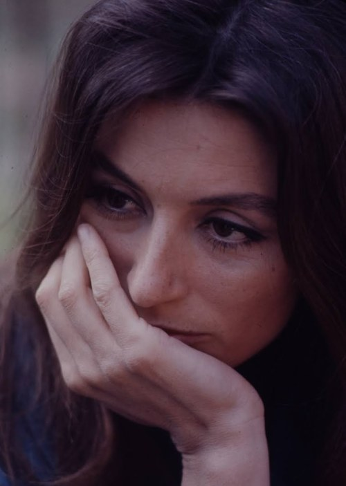 baby-and-doll:  Anouk Aimée