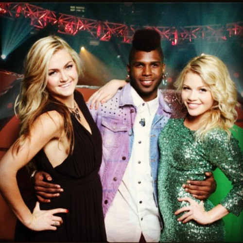 Sparkly Witney, Lindsay and Cyrus