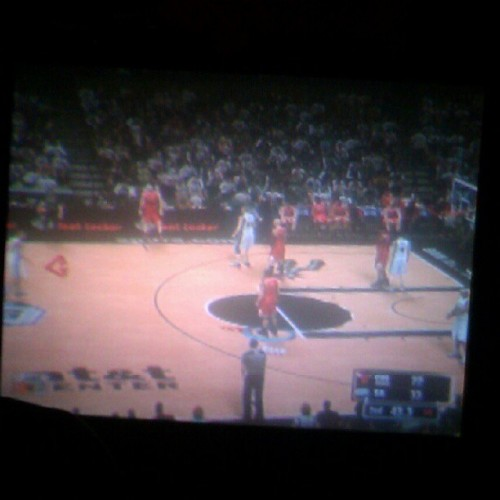 Me right now. #basketball #NBA #2k13  (Taken with Instagram)