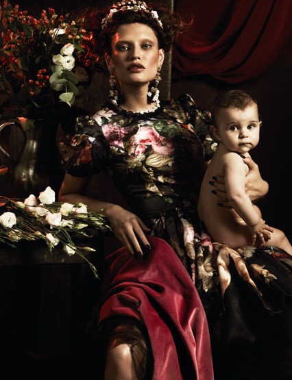 Baroque  Giampaolo Sgura Interview-Germany Sept2012Bianca Balti