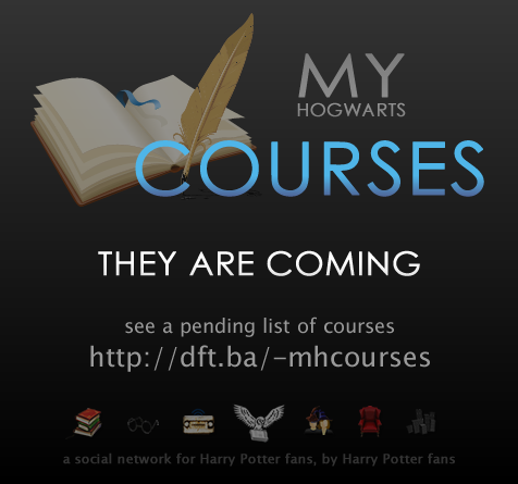 See the list of upcoming myHogwarts.co.uk courses at http://www.myhogwarts.co.uk/courses/upcoming/.