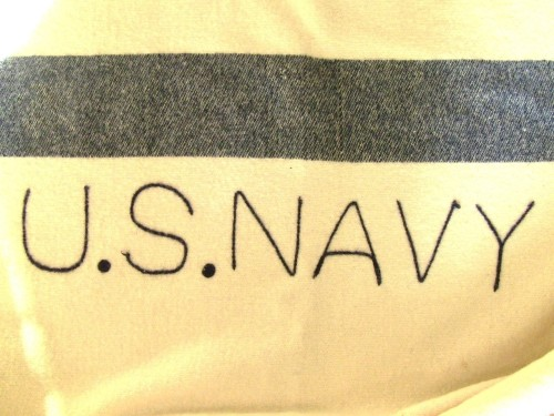 U.S. Navy Medical Department Blanket