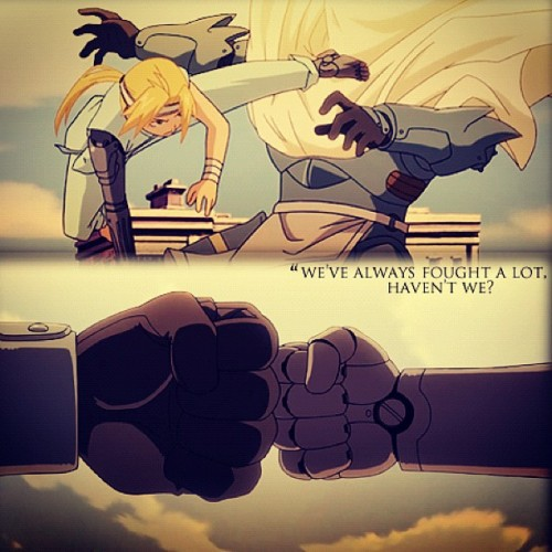 #fma#brothers# (Taken with Instagram)