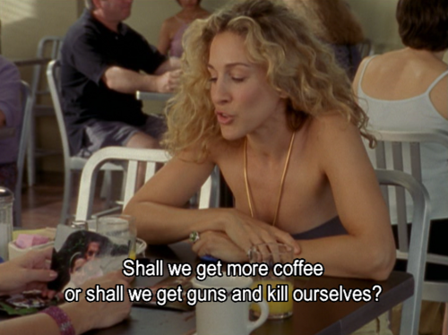 coffee or kill ourselfs?