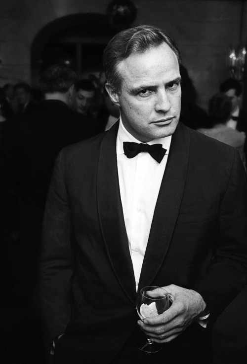 Marlon Brando, A Countess from Hong Kong directed by Charlie Chaplin (1967)