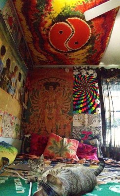 fighting-the-gravityy:  le4hh:  such a good room to get high in omg   ^^^