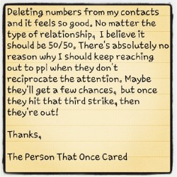 #thoughts #personal #relationship #PeopleAreShady #ImJustSaying  (Taken with Instagram)