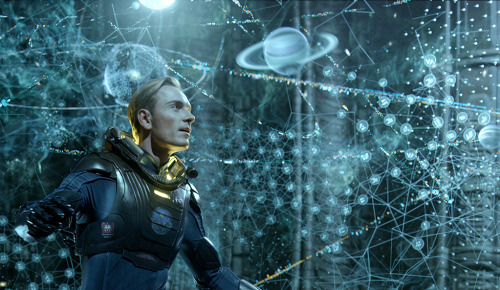 xenomorph-alien:  David 8 alias Michael Fassbender (Prometheus, 2012)