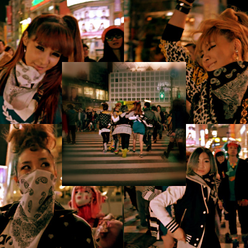 2ne1 Adidas All Originals