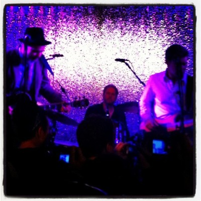#tragicallyhip in #kensington }Toronto  (Taken with Instagram at The Supermarket)