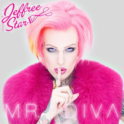 Jeffree Star's new songs Mr.Diva and Legs Up are fucking sick!!! @jeffreestar @diva_diamond #jeffreestar #legsup #mrdiva #concealer #faggot #bitch #cunt #makeup #gay #instagay #homo #instahomo #instamood #pink #diva  (Taken with Instagram)