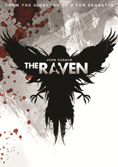 Another piece of concept art for The Raven!