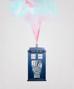 doctor who idk TARDIS