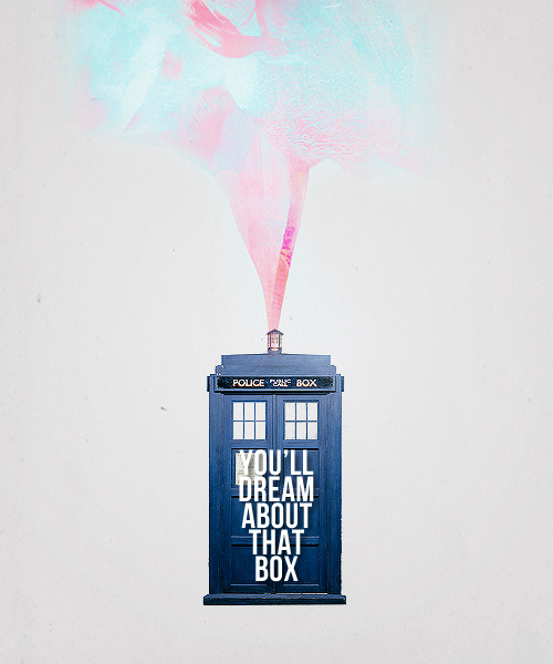"""You'll dream about that box…"" Doctor Who Series 5: The Big Bang"