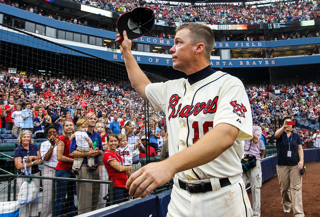 MLB Playoff Predictions: Atlanta Braves Will Send Chipper off as a Champ