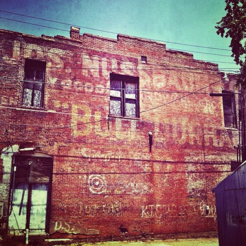 Abandoned, in Mexia, Texas. (Taken with Instagram)