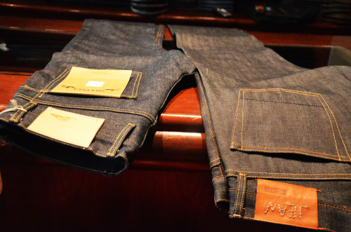 3Sixteen and Jean Shop are both available in store and soon online.