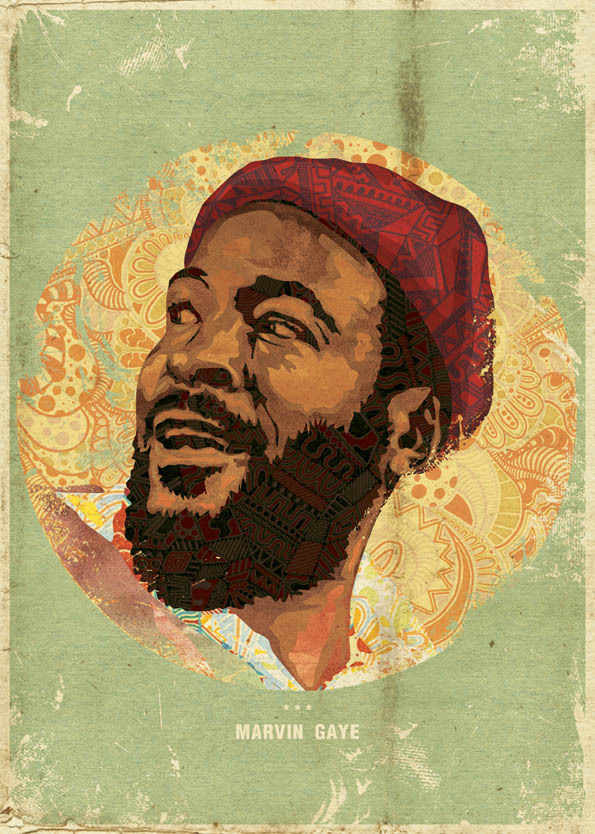 urban-myth:  Mr. Marvin Gaye  Pure Dopeness