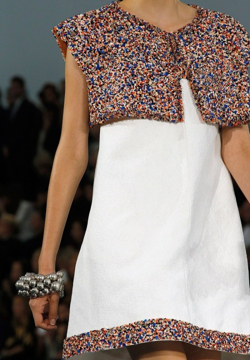 v-ogueempress:  Chanel SS 2013