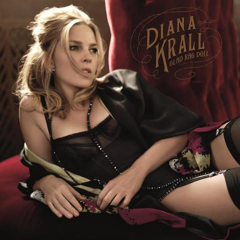 Um.  When did Diana Krall get this sexy?  I think I'm gonna have to go lie down.