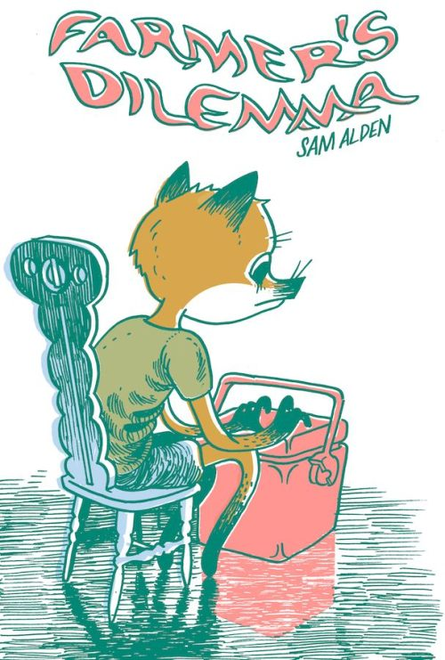 mareodomo:  gingerlandcomics:   Farmer's Dilemma, 2012  however many notes this has, it's not enough