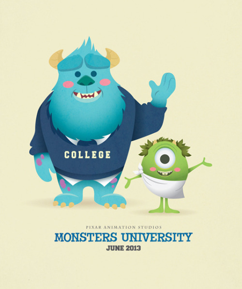 Kawaii Monsters University by Jerrod Maruyama on Flickr.