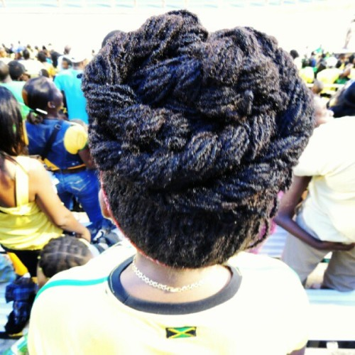 myultimateaddiction:  My beautiful #locks #dreadlocks #rasta #Jamaica #hair #roots  (Taken with Instagram)