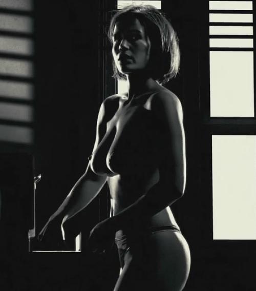Carla Gugino Nude Green Screen 73