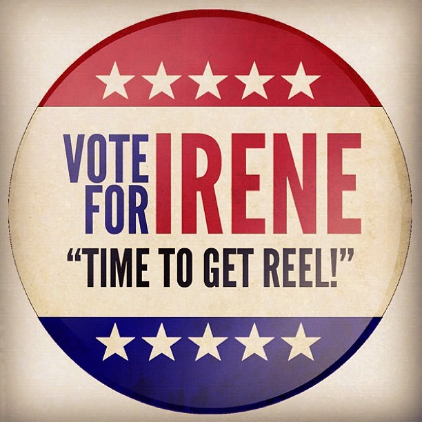 Vote for Irene. (Taken with Instagram)