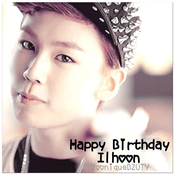 Happy Birthday to our cube family member; BTOB's Jung Ihoon! I wish him nothing but the best. ^^ #btob #ilhoon #jungilhoon #melody #happybirthday #wow kpop #cubefamily  (Taken with Instagram)