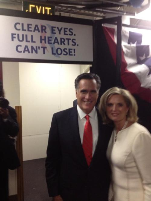 joemande:  This will be a funny photo on November 7.  ROMNEY HOW FUCKING DARE YOU ASSOCIATE YOURSELF WITH FRIDAY NIGHT LIGHTS