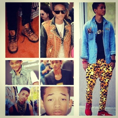bitchh-imm-fabulouss:  My baby #jadensmith (Taken with Instagram)