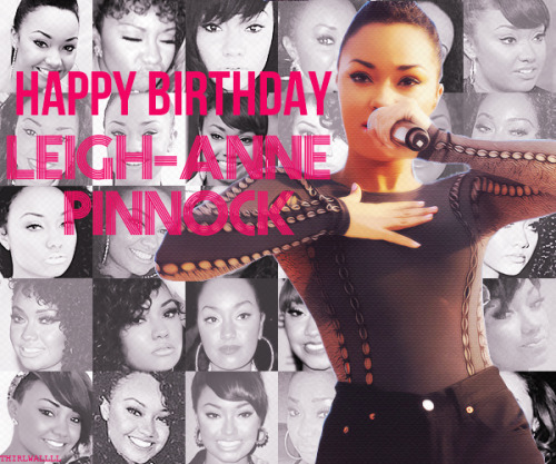Happy Birthday Leigh ♥♥