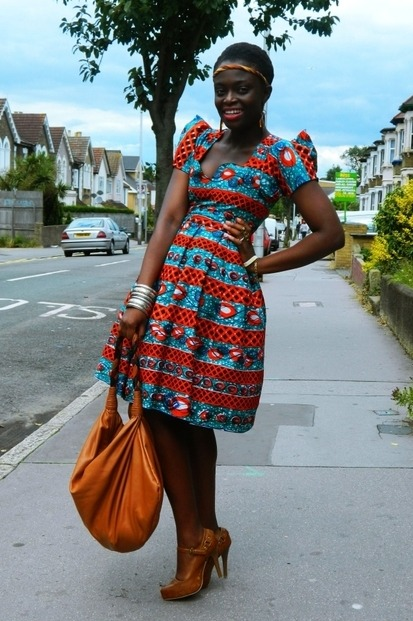 AJ, 23, Londonafricancloset.wordpress.comallprintallday.tumblr.com #Blackfashion on FacebookTwitter @blackFashionbyj