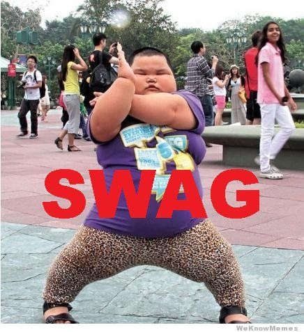 floareaginaretegan:  This Kids Got Mad Swag Yohttp://memehunter.tumblr.com
