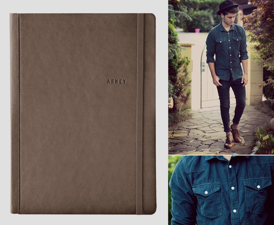Look and tell us if Eros should not have a Brown - Agnes notebook from Arwey collection. Follow him! - Agnes is our dad!