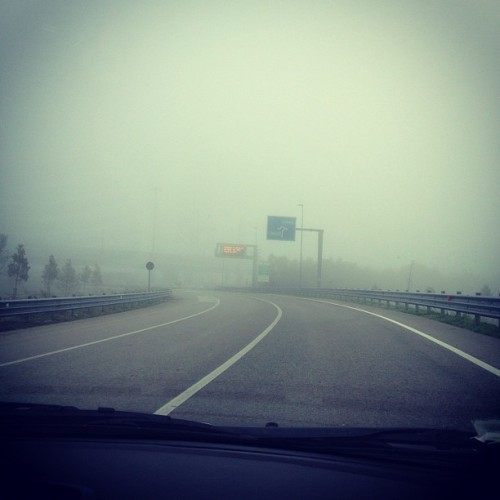 Here in italy you'll see VRayEnvironmentFog for real ;V Enjoy (Scattata con Instagram)