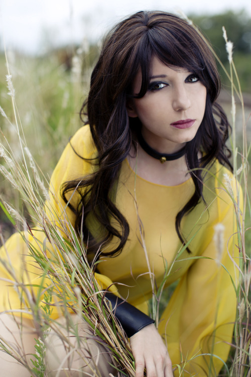 Riddle as Silk Spectre, DragonCon 2012 (by Anna Fischer)