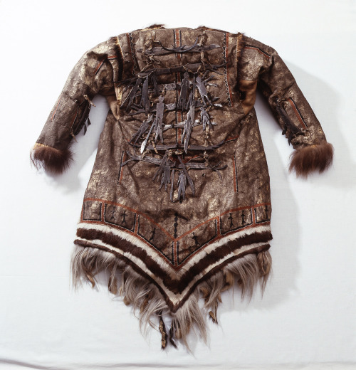 Shaman's Coat Selkup (Siberia, Ket River) The Peter the Great Museum of Anthropology and Ethnography