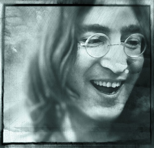 John Lennon No.9 by Andrew Humbley