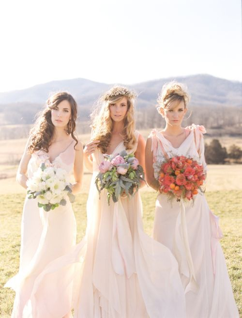 romantic country brides