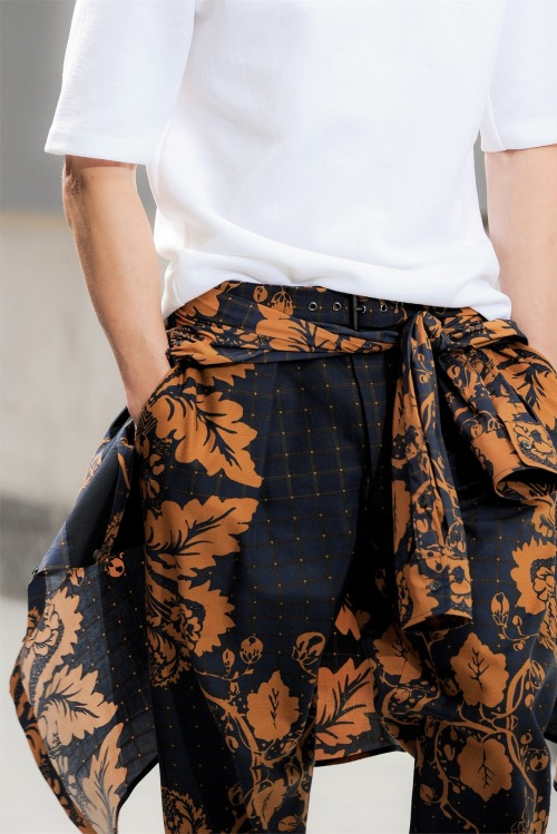 fuckyeahalternativefashion:  3.1 Phillip Lim SS13