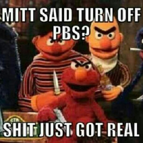 Watch Ya ass romney lol #TeamObama (Taken with Instagram)