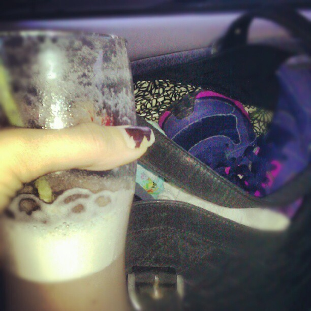 Fueling up, class then hitting the fun with @arobidas #herbalife #gym #nike #getfit (Taken with Instagram)
