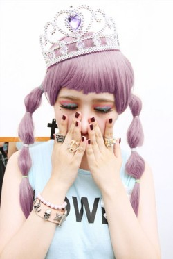 dollcunt:  deli-creeps:  kawaii/pastel^u^