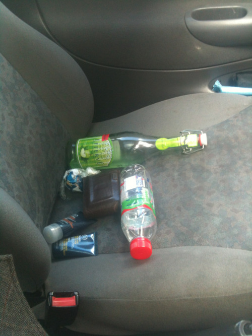 Passenger seat essentials