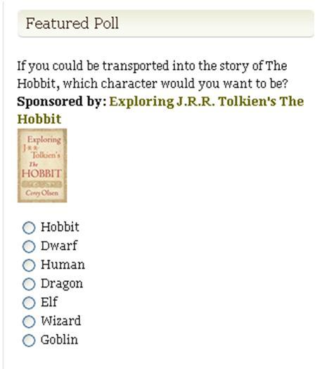 Dear Goodreads, This is a really mean question to ask. How is one supposed to choose?