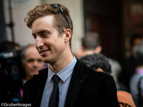 The very dapper Taylor Phinney at the 2013 Giro d'Italia Presentation. photo: By smashred
